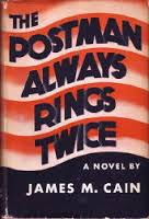 The Postman Always Rings Twice First Edition