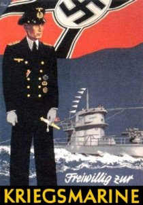 Kriegsmarine Recruitment Poster