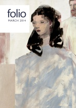 Folio Society magazine march 2014