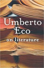 Umberto Eco on Literature Cover