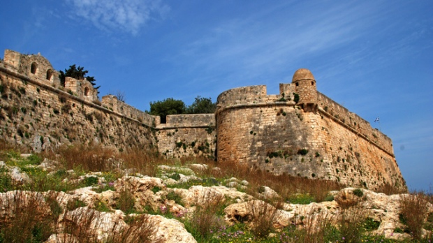 Venetian Fortress in Crete