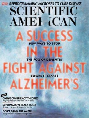 Scientific American April 2017